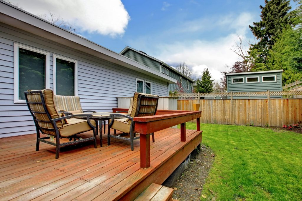 deck builder north shore