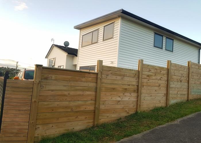 fencing north shore