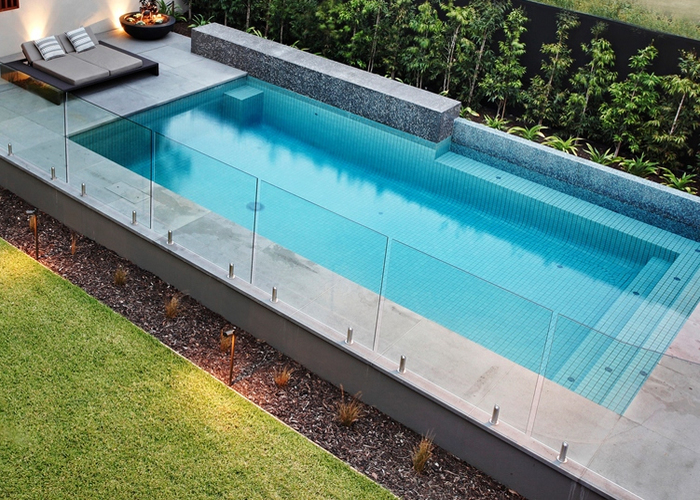 north shore Glass Pool Fencing